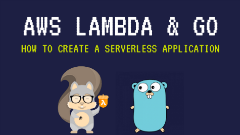 Serverless Golang API with AWS Lambda - Mohamed Labouardy