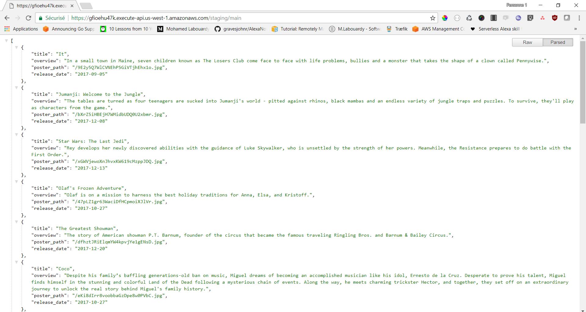 Serverless Golang API with AWS Lambda - Mohamed Labouardy