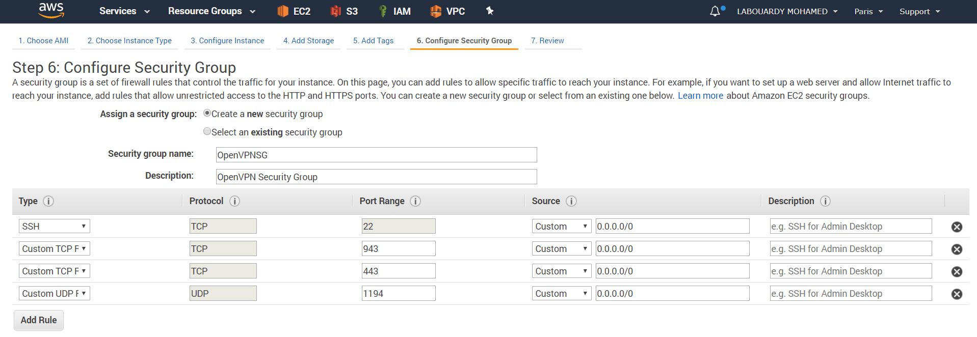 AWS OpenVPN Access Server - Mohamed Labouardy Software