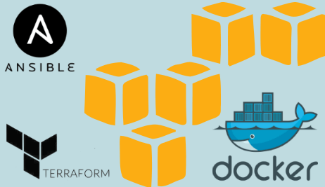 Setup Docker Swarm on AWS using Ansible & Terraform - Mohamed